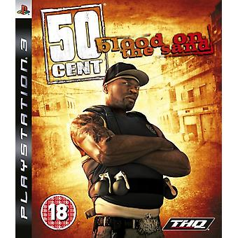 50 Cent Blood on the Sand (PS3) - New