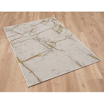 Mármol 37201 062 luz gris ocre rectángulo alfombras modernas alfombras