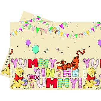 Winnie the Pooh Winnie the Pooh party tablecloth 120 x 180 cm 1piece children birthday theme party