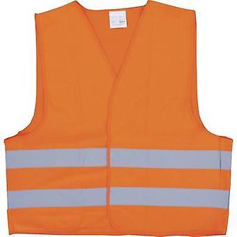Gilet de VISO VRXL sécurité, orange EN 471