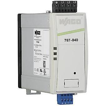 WAGO EPSITRON® PRO POWER 787-842 Schienennetzteil (DIN) 24 V DC 20 A 480 W 1 x