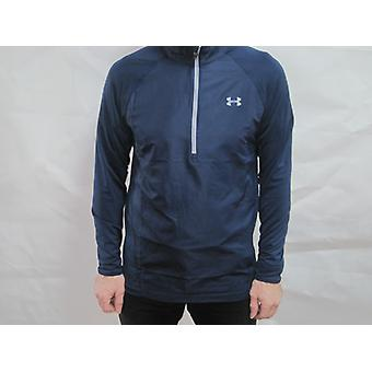 Under Armour men's sweet spot ½-zip color: Academy (navy)