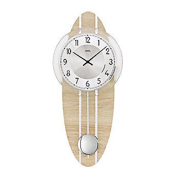 Pendulum óra AMS-7420