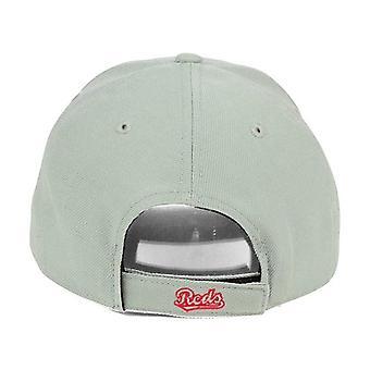 Reds de Cincinnati MLB 47 gris de marque Pop chapeau réglable