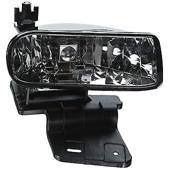 TYC 19-5318-00-9 Chevrolet CAPA Certified Replacement Left Fog Lamp