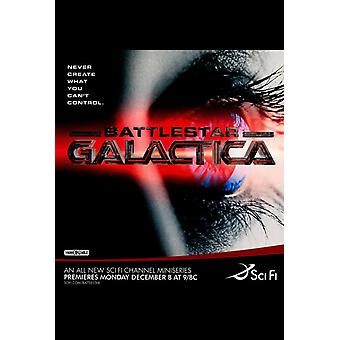 Battlestar Galactica Movie Poster (11 x 17)