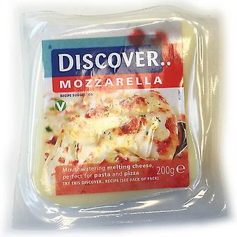 アーラ デンマーク モッツァレラ チーズ部分を発見します。