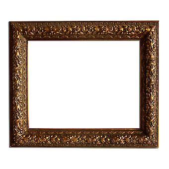 35x45 cm or 14x18 inch, gold Frame