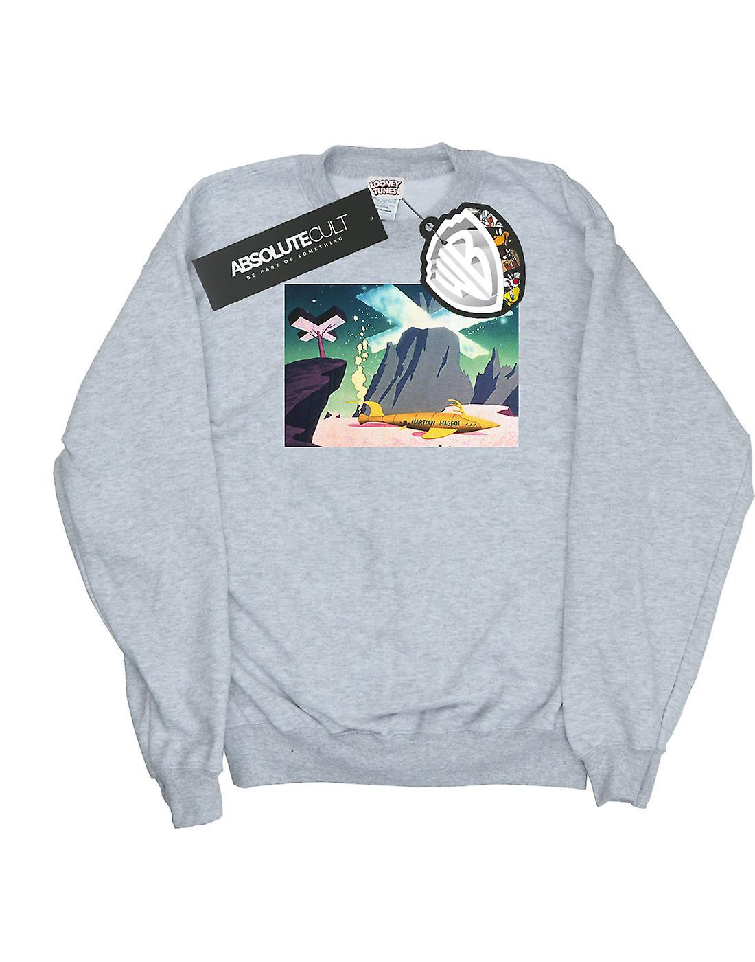 Looney Tunes Women's Martian Maggot Sweatshirt