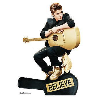 Justin Bieber Believe Lifesize Cardboard Cutout / Standee  - Special Edition