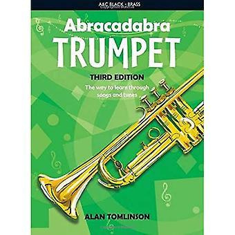 Abracadabra trompet (leerling boek): de manier om te leren door middel van liedjes en deuntjes (Abracadabra messing of geelkoper)