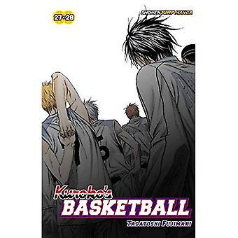 Kurokos basket, Vol. 14: inkluderar vols. 27 & 28 (Kurokos basket)