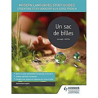 Moderne språk studien guider: FN sac de billes: litteratur studien Guide for AS/A-nivå fransk - Film og litteratur guider