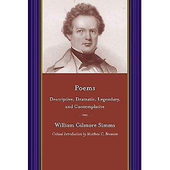 Gedichten, beschrijvende, dramatische, legendarische en contemplatieve, 2 Volumes in 1