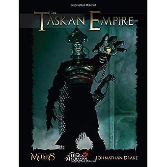 Imperium Taskan: Świat Thennla Sourcebook dla Mythras