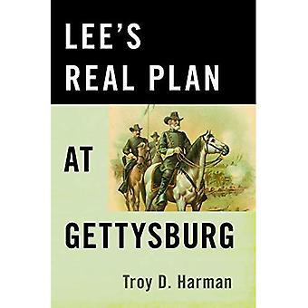 Lee'S echt Plan bij Gettysburg