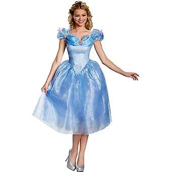 Disney film Cinderella volwassen kostuum