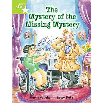 Rigby Star Indep Year 2 Lime Fiction The Mystery of the Missing Myste