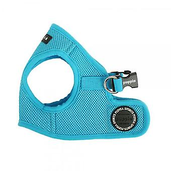 Puppia Soft Vest Harness Blue Sky B (Dogs , Collars, Leads and Harnesses , Harnesses)