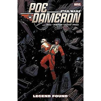 Star Wars - Poe Dameron Vol. 4 - Legend Found by Charles Soule - 97813