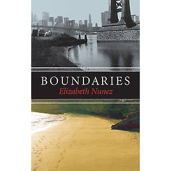 Boundaries by Elizabeth Nunez - 9781617750335 Book