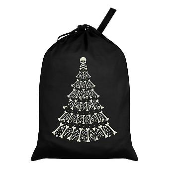 Grindstore Alternative Xmas Black Santa Sack