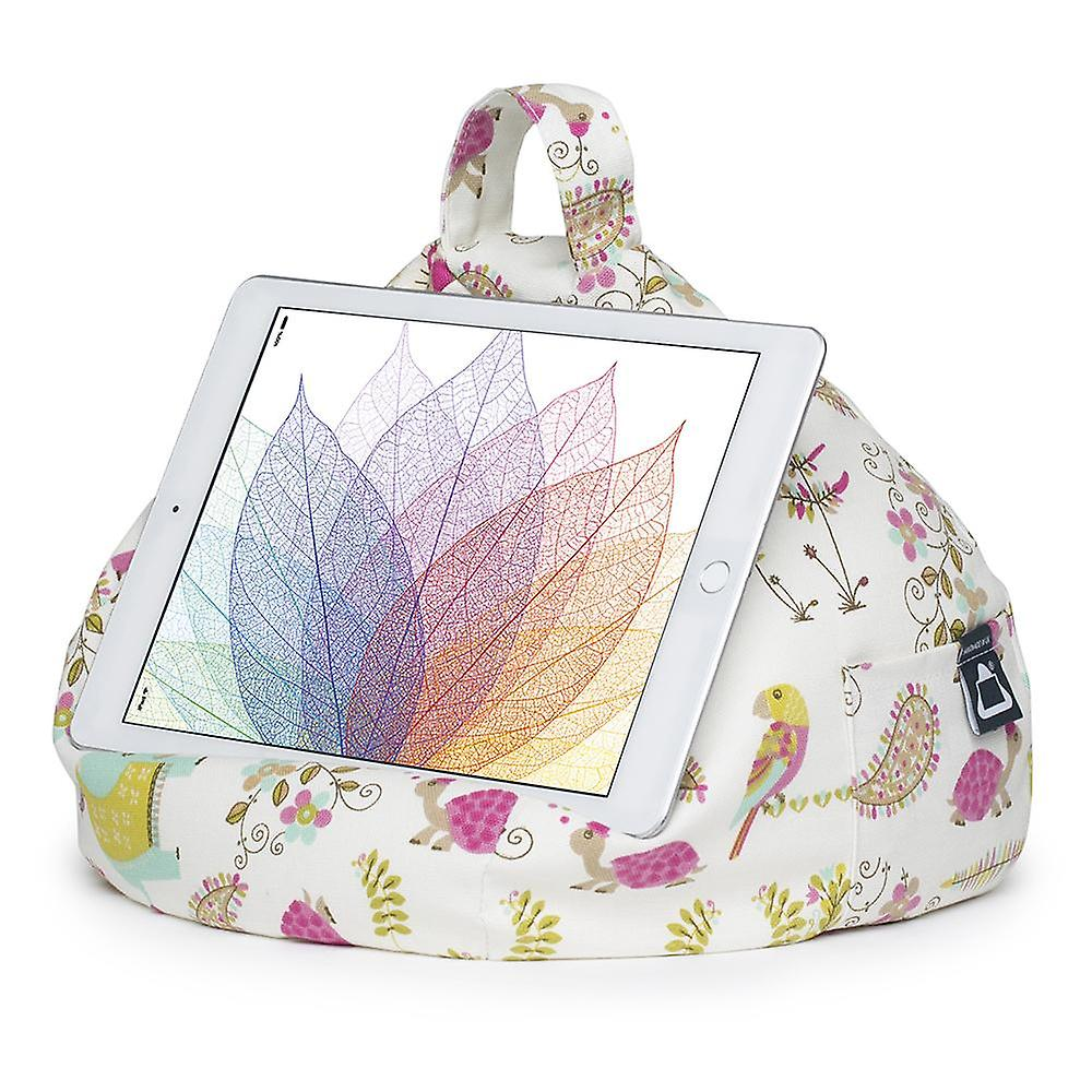 Ipad, tablet & ereader bean bag stand by ibeani - india