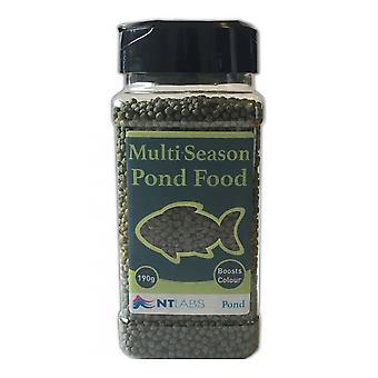 NT Labs Multi Season Pond Food 375g