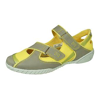 Timberland Richtor Sandals Womens Performance Shoes - Yellow and Grey