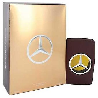 Mercedes Benz prive door Mercedes Benz Eau de parfum spray 3,4 oz (mannen) V728-542484