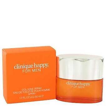 Happy By Clinique Cologne Spray 1.7 Oz (men) V728-413903