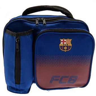 FC Barcelona Fade Lunch Bag With Bottle Holder