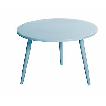 Beach7 | Coppa Table  70x35 |  Aqua Blue |
