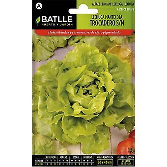 Batlle Lettuce Mantecosa Trocadero S/N (Garden , Gardening , Seeds)