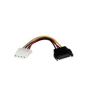 Startech 6In Sata to Lp4 Adaptador de cable de alimentación