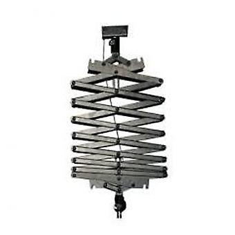 BRESSER Pantograf/Scissors para sistema de carril de techo