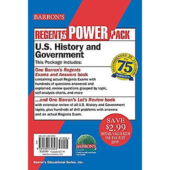 U.S. History and Government Power Pack by John McGeehan M a J D - 978