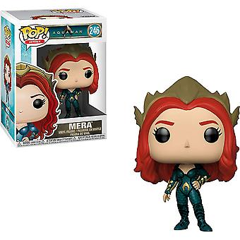 Aquaman Mera Pop! vinile m