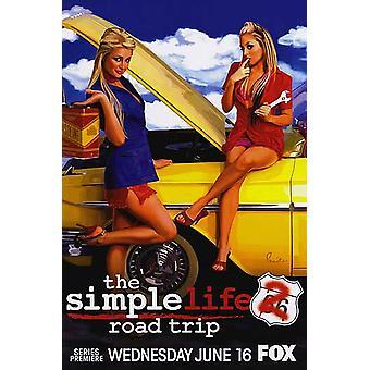 De Simple Life 2: Road Trip originele TV-poster