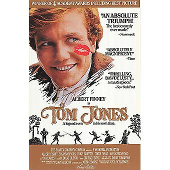 Tom Jones (1989 Re-Release) (Single Sided) Original Cinema Poster