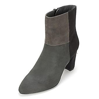 Rialto Womens mora Fabric Pointed Toe Ankle Fashion Boots