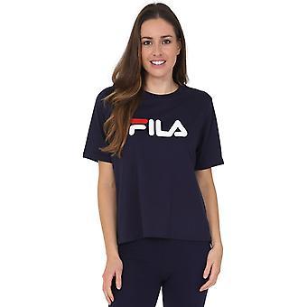 フィラ レディースイーグル Tシャツ ネイビー 83