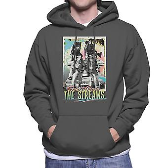 Ghostbusters Don't Cross The Streams Men's Hooded Sweatshirt