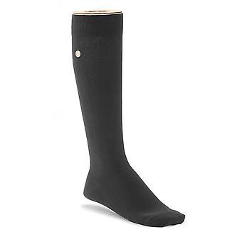 Birkenstock Womens Support Sole Socks 1002482 Black