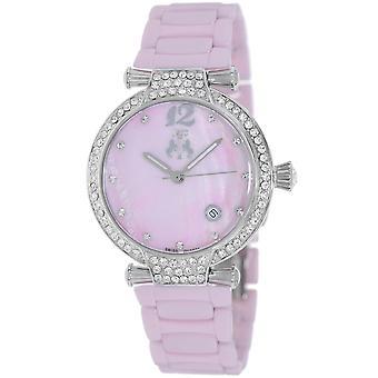 Jivago Women's Bijoux Pink MOP Dial Watch - JV2213