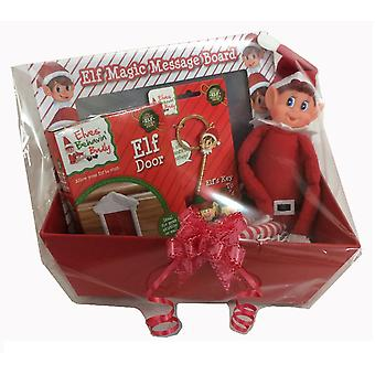 Christmas Elf Gift Box 1
