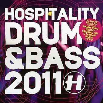 Hospitality: Drum & Bass 2011 - Hospitality: Drum & Bass 2011 [CD] USA import
