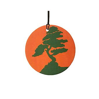 Karate Kid Bansai Tree Car Air Freshener