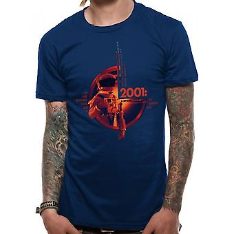 2001 A Space Odyssey Human Error Design Unisex Adults T-Shirt