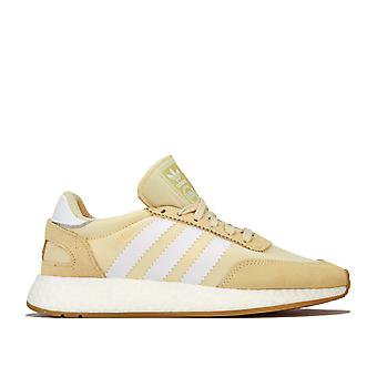 Womens adidas Originals I-5923 Trainers In Clear Yellow / Footwear White